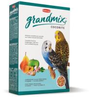 Корм для птиц Padovan GRANDMIX Cocorite для волнистых попугаев (1кг) -