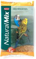 Корм для птиц Padovan NATURALMIX Cocorite для волнистых попугаев (1кг) -