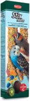 Лакомство для птиц Padovan Палочки антистресс для попугаев и других птиц (80г) -