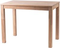 Обеденный стол Drewood Сигизмунд 100x60 /  СИ.001.500.000.00 (смоке) -
