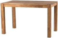 Обеденный стол Drewood Стефан 100x60 / СТ.001.200.000.00 (кастел браун) -
