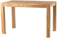 Обеденный стол Drewood Стефан 120x70 / СТ.002.100.000.00 (бесцветный) -