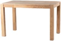 Обеденный стол Drewood Стефан 120x70 / СТ.002.300.000.00 (шаркол) -
