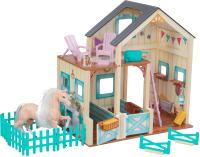 Кукольный домик KidKraft Конюшня. Сладкий луг / 63534-KE -