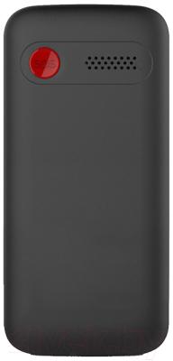 Мобильный телефон Texet TM-B201 (черный)