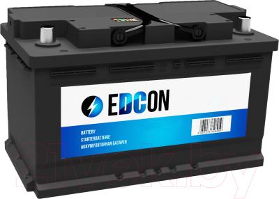 Автомобильный аккумулятор Edcon DC110920R (110 А/ч)