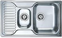 Мойка кухонная Teka Princess PA780P3001 (полированный) -