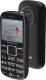 Мобильный телефон Maxvi B5 (черный) -
