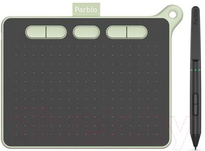 Графический планшет Parblo Ninos S