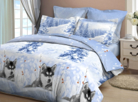 Комплект постельного белья VitTex 4125-20м -