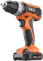 Профессиональная дрель-шуруповерт AEG Powertools BS14G3LI-153C (4935459628) -