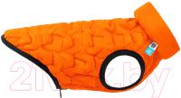 Куртка для животных AiryVest UNI 2572 (L, оранжевый/черный) -
