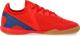 Бутсы футбольные Demix COPQPQEOOJ / 106343-HM (р-р 35, красный/синий) -