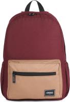 Рюкзак Demix 2A9VE1MAS2 / 105471-HF (красный/коричневый) -