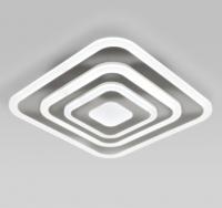 Потолочный светильник Евросвет Siluet 90118/1 (хром) -