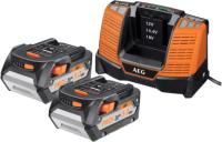 Аккумулятор для электроинструмента AEG Powertools Set LL1850BL (4932464019) -