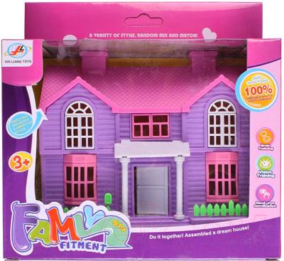 Кукольный домик Darvish Мини-домик / DV-T-1736
