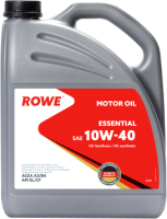 Моторное масло Rowe Essential 10W40 / 20259-595-2A (5л) -