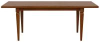 Обеденный стол Gerbor Соната 160/340 (каштан благородный) -