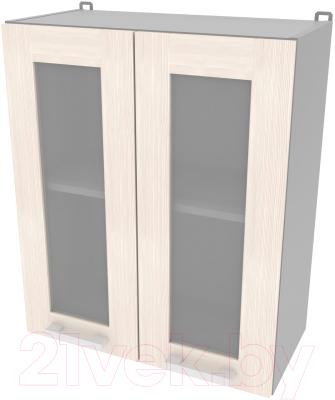Шкаф навесной для кухни Интерлиния Компо ВШ60ст-720-2дв