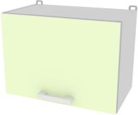 Шкаф под вытяжку Интерлиния Компо ВШГ 50-360 (салатовый) -