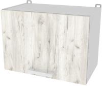 Шкаф под вытяжку Интерлиния Компо ВШГ 50-360 (дуб белый) -