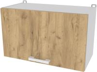 Шкаф под вытяжку Интерлиния Компо ВШГ 60-360 (дуб золотой) -