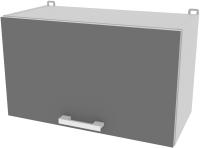 Шкаф под вытяжку Интерлиния Компо ВШГ 60-360 (серебристый) -