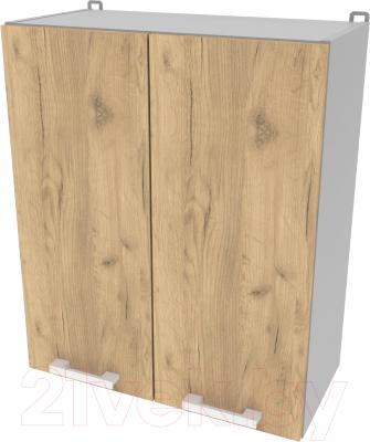Шкаф навесной для кухни Интерлиния Компо ВШС60-720-2дв