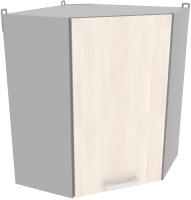 Шкаф навесной для кухни Интерлиния Компо ВШУ-720 (вудлайн кремовый) -