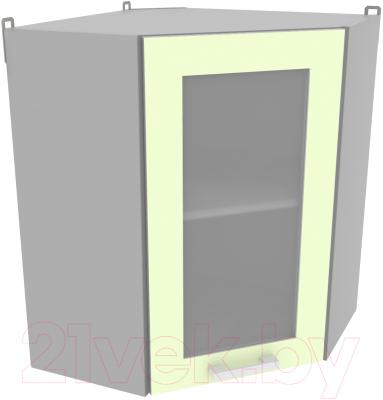 Шкаф навесной для кухни Интерлиния Компо ВШУст-720