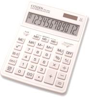 Калькулятор Citizen SDC-444X (белый) -