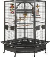 Клетка для птиц MONTANA Denver / K39400 (темно-серый) -