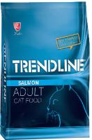 Корм для кошек Trendline с лососем (15кг) -