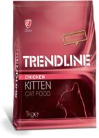 Корм для кошек Trendline Kitten с курицей (1кг) -