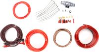 Комплект проводов для автоакустики Урал Molot K2-MT8 -