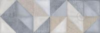 Декоративная плитка Allore Glossina Intarsia MIX W/DEC M NR Glossy 1 (200x600) -