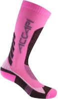 Термоноски Accapi Ski Perforce / 936-929 (р-р 23-26, розовый) -
