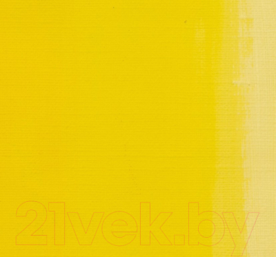 Акриловые краски Сонет Желтая / 28109213 (75мл)