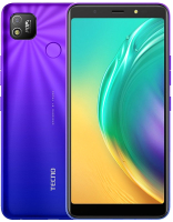 Смартфон Tecno Pop 4 2/32GB / BC2 (Dawn Blue) -