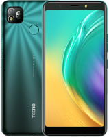 Смартфон Tecno Pop 4 2/32GB / BC2 (Ice Lake Green) -