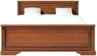 Двуспальная кровать BMK Стилиус NLOZ 160 (черешня античная) -