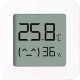Метеостанция цифровая Xiaomi Mi Temperature and Humidity Monitor 2 / NUN4126GL/LYWSD03MMC -