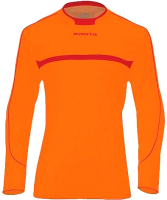 Лонгслив вратарский футбольный Masita Brasil / 8514 (128, оранжевый) -
