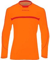 Лонгслив вратарский футбольный Masita Brasil / 8514 (XXL, оранжевый) -