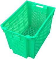 Ящик для хранения БИМАпласт Зеленый -