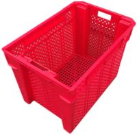 Ящик для хранения БИМАпласт Красный -