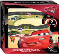 Набор игр Step Puzzle Легендарная трасса / 92104 -