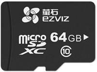 Карта памяти Ezviz microSDXC (Class10) 64GB (CS-CMT-CARDT64G) -