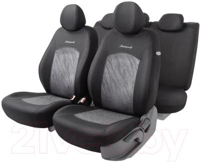 Чехол для сиденья Autoprofi Jacqard JAC-1102 Anthracite